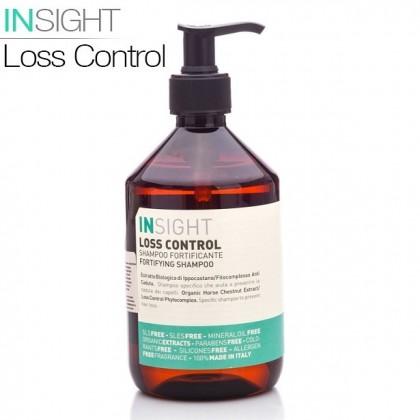 Szampon powstrzymujący wypadanie włosów Insight, 500ml