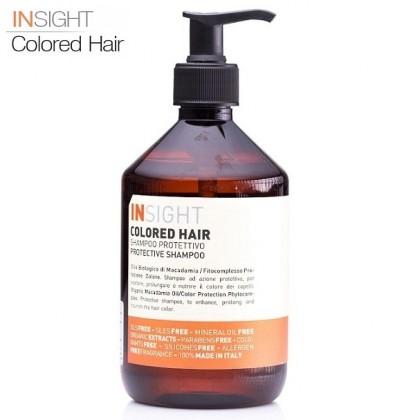 Szampon do włosów farbowanych Colored Hair Insight PROTECTIVE SHAMPOO