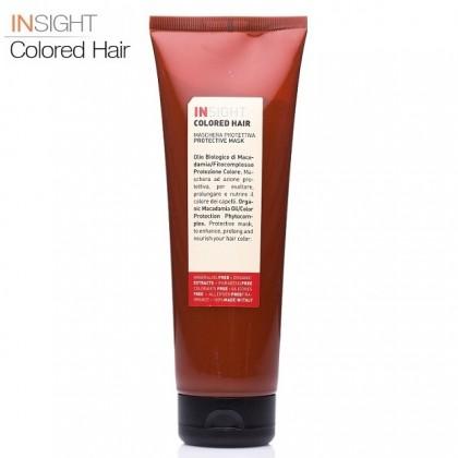 Maska do włosów farbowanych Colored Hair Insight PROTECTIVE MASK