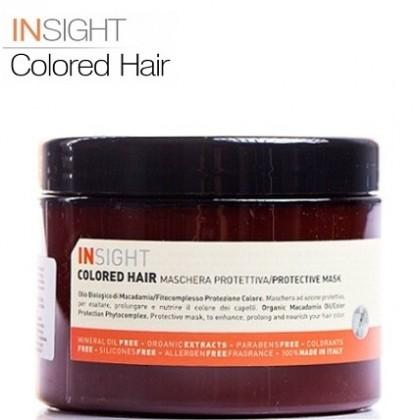 Maska do włosów farbowanych Colored Hair Insight 500ml