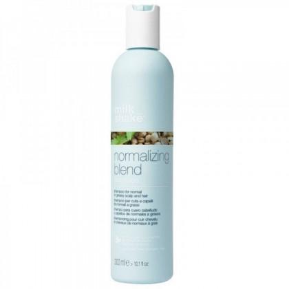 Szampon do włosów przetłuszczających, Normalizing Blend, Milkshake, 300ml