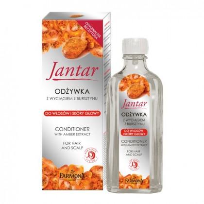 Odżywka do wlosów i skóry głowy Jantar FARMONA