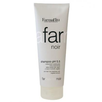 Szampon przeciw wypadaniu włosów Noir Farmavita