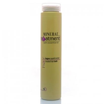 Szampon do włosów suchych i zniszczonych Mineral Treatment