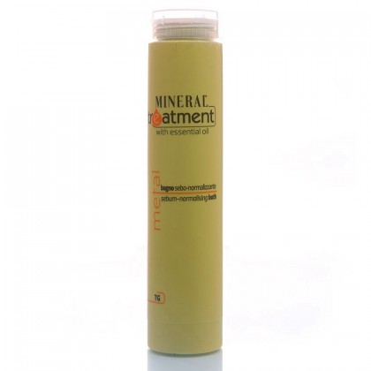 Szampon przeciwłojotokowy, TG Mineral Treatment 250 ml