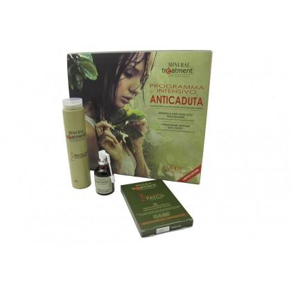 Zestaw prezentowy hamujący wypadanie włosów Mineral Treatment