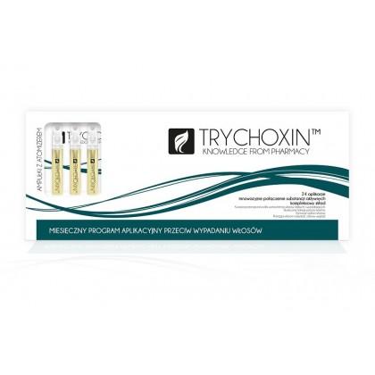 Kuracja Trychoxin przeciw wypadaniu włosów 12x9ml