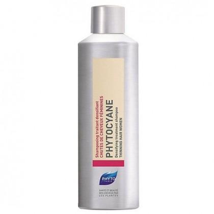 Rewitalizujący szampon wzmacniający włosy PHYTOCYANE 200ml