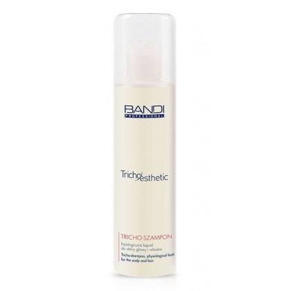 Tricho-szampon fizjologiczna kąpiel do skóry głowy i włosów Bandi 200ml