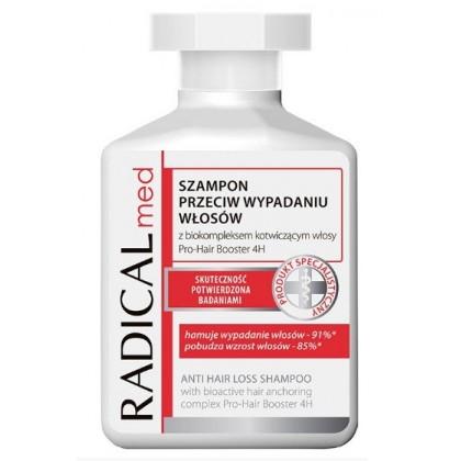 Szampon przeciw wypadaniu włosów Radical Med 300ml